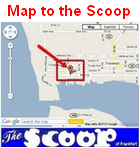 Map To The Scoop of Frankfort